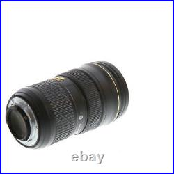 Nikon Nikkor 24-70mm F/2.8 G ED IF AF-S Aspherical Autofocus Lens 77 BG