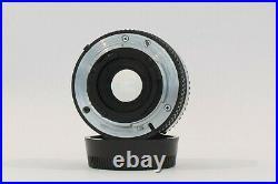 Nikon Nikkor 24mm f/2.8D AF Lens + Lens Hood