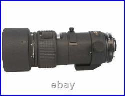 Nikon Nikkor 300mm f/4 ED Autofocus IF Telephoto / Long Lens 39/82 UG