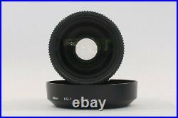 Nikon Nikkor 35-70mm f/2.8D AF Macro Zoom Lens + Extras