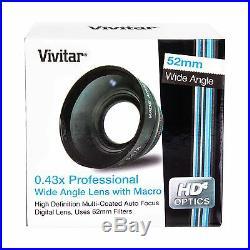 Nikon Nikkor 50mm F/1.8 AF Lens +ACCESSORY KIT FOR NIKON D3000 D3100 D3200 D90