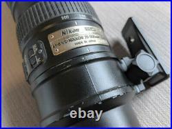 Nikon Nikkor 70-200mm F/2.8 G ED IF AF-S VR Autofocus Lens
