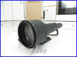 Nikon Nikkor 800mm F/5.6 Ed If Ai-s Super Telephoto Camera Lens Case Tripod Uk