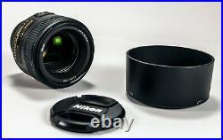 Nikon Nikkor 85mm f1.8G Lens