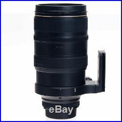 Nikon Nikkor AF 80-400mm F4.5-5.6 D VR ED Telephoto Zoom Lens 1996
