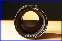 Nikon Nikkor AF 85mm F/1.4 D AF IF Lens