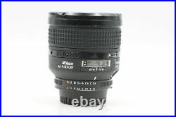 Nikon Nikkor AF 85mm f1.4 D IF Lens 85/1.4 #020