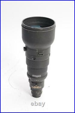 Nikon Nikkor AF-I 600mm f4 ED D Lens 600/4 #184