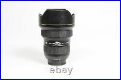Nikon Nikkor AF-S 14-24mm f2.8 G SWM ED IF Lens AFS #787
