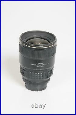 Nikon Nikkor AF-S 17-35mm f2.8 D ED IF Lens 17-35/2.8 AFS #828