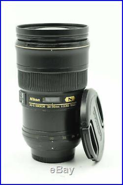 Nikon Nikkor AF-S 24-70mm f2.8 G ED IF ASPH Lens AFS #272