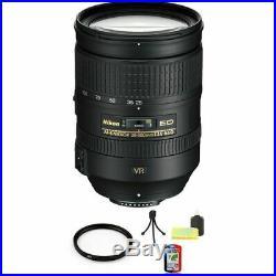 Nikon Nikkor AF-S 28-300mm F/3.5-5.6 VR G ED Lens + UV Filter & Cleaning Kit