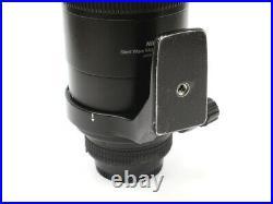 Nikon Nikkor AF-S 300 mm f/4 D ED Lens