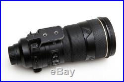 Nikon Nikkor AF-S 300mm 300 f/2.8G f2.8 f/2.8 AF ED VR (USA Model) READ NOTES