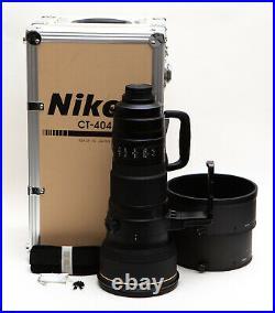 Nikon Nikkor AF-S 400mm 400 f/2.8G f2.8 f/2.8 AF ED VR II 2 Sharp & Fast (USA)