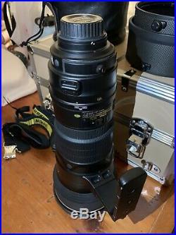 Nikon Nikkor AF-S 400mm f/2.8G ED VR