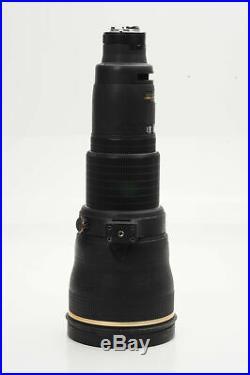 Nikon Nikkor AF-S 600mm f4 D ED Lens 600/4 #552