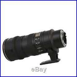 Nikon Nikkor AF-S 70-200mm F/2.8 G ED IF VR Autofocus Lens 77 UG