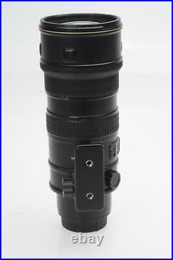 Nikon Nikkor AF-S 70-200mm f2.8 G ED VR IF Lens AFS #684
