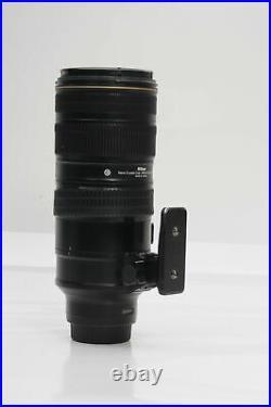 Nikon Nikkor AF-S 70-200mm f2.8 G II ED VR IF Lens AFS #830