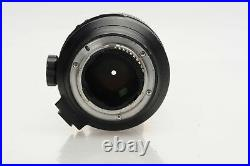 Nikon Nikkor AF-S 70-200mm f2.8 G II ED VR IF Lens no foot #378
