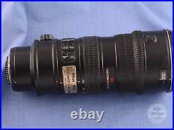 Nikon Nikkor AF-S 70-200mm f2.8 VR ED G Fast Aperture Zoom 9791