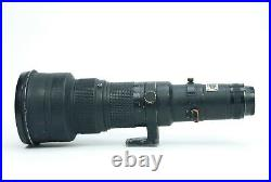 Nikon Nikkor AI-S 500mm f4 P ED IF Lens 500/4 AIS