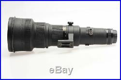 Nikon Nikkor AI-S 500mm f4 P ED IF Lens 500/4 AIS #504
