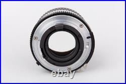 Nikon Nikkor Ai-S 85mm f/2 f2 Ais Manual Focus Portrait Lens, For Nikon F Mount