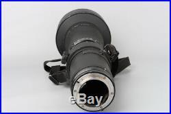 Nikon Nikkor Ais Ai-s 600mm f5.6 ED Telephoto Manual Focus Lens