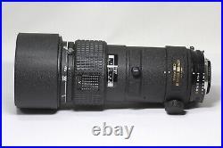 Nikon Nikkor ED 300mm F/4 IF AF Lens Made In Japan