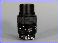 Nikon Telephoto AF Micro Nikkor 105mm f/2.8D Autofocus Lens + UV filter