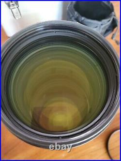 Nikon Zoom-NIKKOR 200-400mm f/4 SWM AF-S VR IF ED G Lens