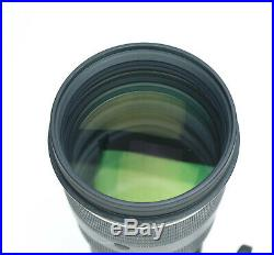 Nikon Zoom-NIKKOR 200-400mm f/4 SWM AF-S VR IF ED G Lens Sharp! USA Model