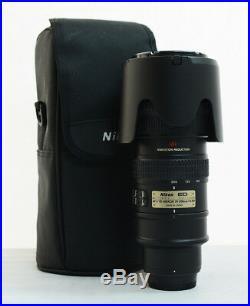 Nikon Zoom-NIKKOR 70-200mm f/2.8 SWM AF-S VR IF ED G Lens