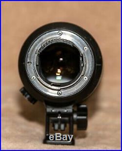 Nikon Zoom-NIKKOR 70-200mm f/2.8 SWM AF-S VR IF ED G Lens (1st ver) Good cond