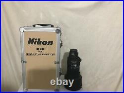 Nikon nikkor 2.8 ED AF 300mm mint ready to make a wonderful photos no fungus