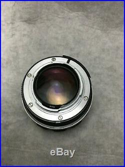 OEM Nikon Nikkor-S Auto f=55mm 11.2 Ai Lens Nippon Kogaku Japan