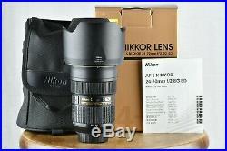 READ ME Nikon 24-70mm f/2.8G with 77mm B+W UV Zoom Fx Full Frame Lens NIKKOR AF-S