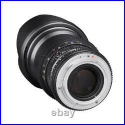 Rokinon DS 35mm T1.5 Cine Lens for Nikon F Mount
