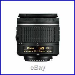 Sale Afp Stepping Vr Motor Nikon Af-p Dz Zoom Nikkor 18-55mm f/3.5-5.6G Lens