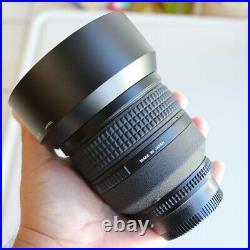 TOP MINT ++++ Nikon NIKKOR FX 85mm f/1.4D 1.4 AF Auto Focus Lens Black