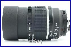 Top MINT in BOX Nikon AF DC Nikkor 135mm F2 D Lens From JAPAN Fedex #276
