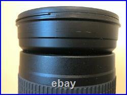 Used Nikon AF-S Nikkor 200-500mm F5.6E ED VR SWM ED IF Lens & Hood #067